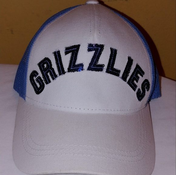 451dcbdb adidas Accessories | Memphis Grizzlies Adult Truckers Hat | Poshmark